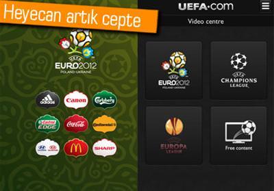 CEPTEN EURO 2012 KEYFİ