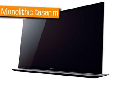 SONY HX850 VE BRAVİA 2012 TV AİLESİ TANITILDI