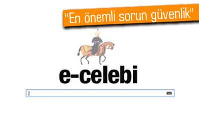 TÜRK ARAMA MOTORU 'E-ÇELEBİ' GELİYOR