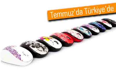 LOGİTECH'TEN 2012 COLOUR COLLECTİON SERİSİ FARELER