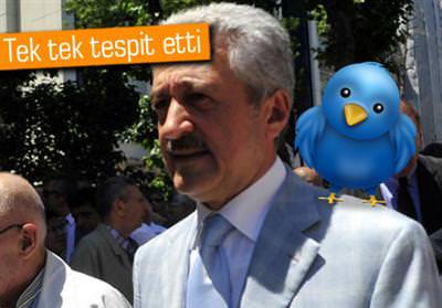 MEHMET ALİ AYDINLAR'DAN 'TWİTTER' ŞİKAYETİ