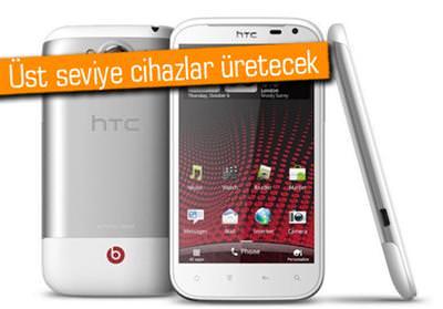 HTC'DEN RADİKAL KARAR