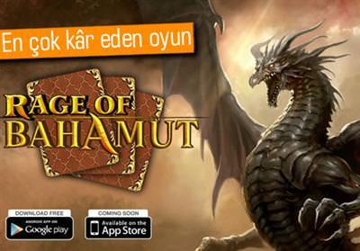 MOBİL CİHAZLARIN YENİ ANGRY BİRDS'Ü: RAGE OF BAHAMUT