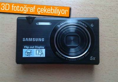 SAMSUNG MV800 FOTOĞRAF MAKİNESİ