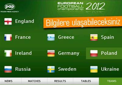 PHİLİPS TV'LERDE EURO 2012 VE LONDRA OLİMPİYATLARI'NA ÖZEL UYGULAMA