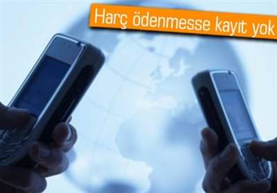 YURTDIŞINDAN TELEFON ALANLAR DİKKAT