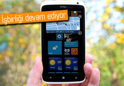 HTC'DEN WİNDOWS PHONE 8 TELEFONLARI