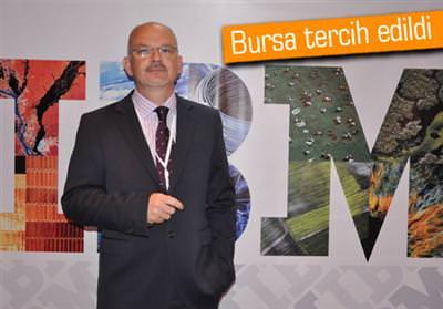 IBM YENİ OFİSİ İÇİN BURSA'YI TERCİH ETTİ