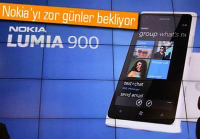 WİNDOWS PHONE'LU TELEFONLAR WP8'E GÜNCELLENMEYECEK