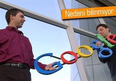 GOOGLE CEO'SU SESİNİ KAYBETTİ