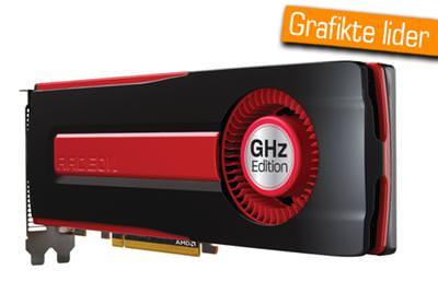 AMD, RADEON HD 7970 GHZ EDİTİON İLE GRAFİKTE LİDER