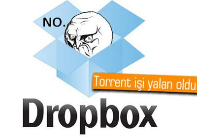 TORRENTLERİ DROPBOX'A İNDİREN BOXOPUS'UN ERİŞİMİ ENGELLENDİ