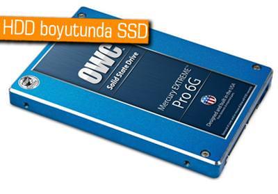 MAC İÇİN 960 GB KAPASİTELİ SSD'YE NE DERSİNİZ?