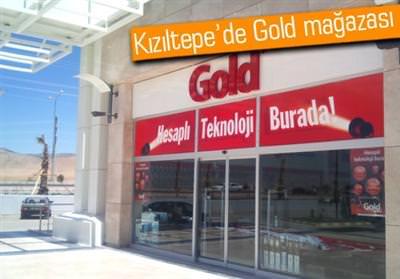 GOLD'UN 33. MAĞAZASI MARDİN KIZILTEPE'DE AÇILDI