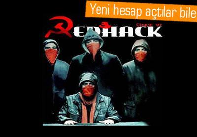 REDHACK'İN TWİTTER ADRESİ KAPATILDI