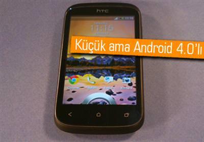 HTC DESİRE C