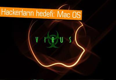 MAC OS X'TE YENİ VİRÜS TESPİT EDİLDİ