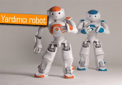 OTİZMLİ KİŞİLERİN VE YAŞLILARIN YENİ DOSTU: ROBOT NAO