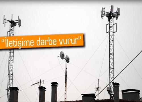 BTK'dan ''baz istasyonu'' uyarısı