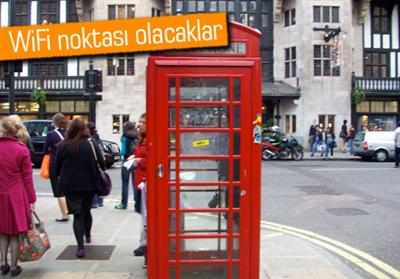 TELEFON KULÜBELERİNE BEDAVA İNTERNET GELİYOR!