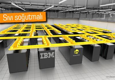 DÜNYANIN EN GÜÇLÜ BİLGİ İŞLEM SİSTEMLERİ YARATICISI IBM'DEN: SEQUOİA VE SUPERMUC