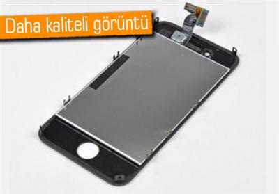 İPHONE 5'E İNCE EKRAN