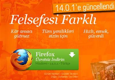 FİREFOX 14.0.1