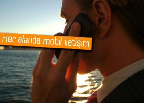 Mobil iletişim hayat kurtarıyor