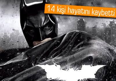 THE DARK KNİGHT RİSES GÖSTERİMİNDE KATLİAM YAŞANDI!
