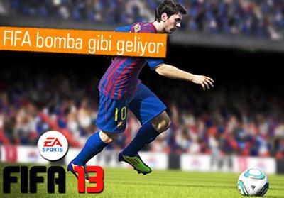 FIFA 13'TE KİNECT İLE SESLİ KONTROL MÜMKÜN OLACAK