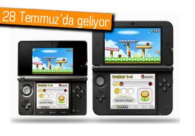 NİNTENDO 3DS XL'IN EKRANI VE PİL ÖMRÜ, 3DS'DEN DAHA İYİ