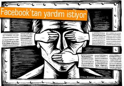 İRAN PORNO İLE MÜCADELEDE FACEBOOK'TAN YARDIM İSTİYOR