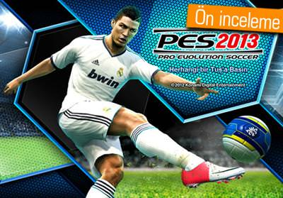 PRO EVOLUTİON SOCCER 2013 - DEMO İNCELEMESİ