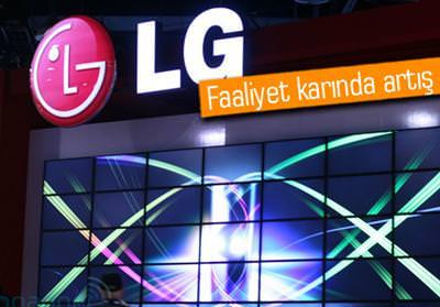LG'NİN İKİNCİ ÇEYREK GELİRİ 11.16 MİLYAR DOLAR