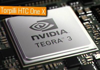 HTC ONE X, 1.7 GHZ'LİK TEGRA 3+'A SAHİP OLUYOR