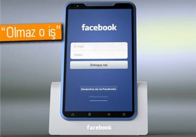 ZUCK: ''FACEBOOK TELEFONU ANLAMSIZ OLUR''