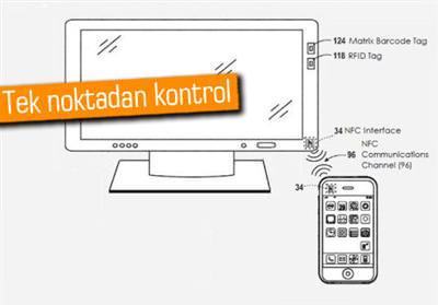 APPLE, NFC İLE EVİMİZDEKİ CİHAZLARI KONTROL ETMEK İSTİYOR