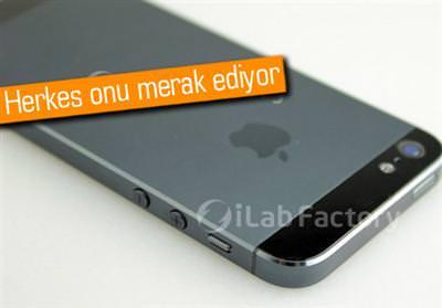 İŞTE İPHONE 5'İN SON HALİ