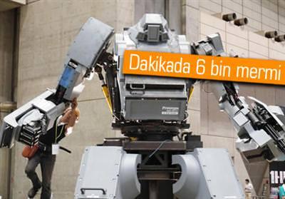 GÜLENİ VURAN ROBOT: KURATAS