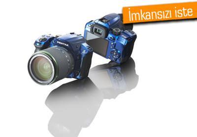 PENTAX K-30 SLR FOTOĞRAF MAKİNESİ