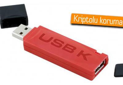 USB BELLEKLER ARTIK DAHA GÜVENDE