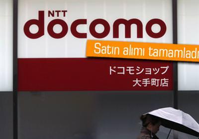 NTT DOCOMO TÜRKİYE'DE!