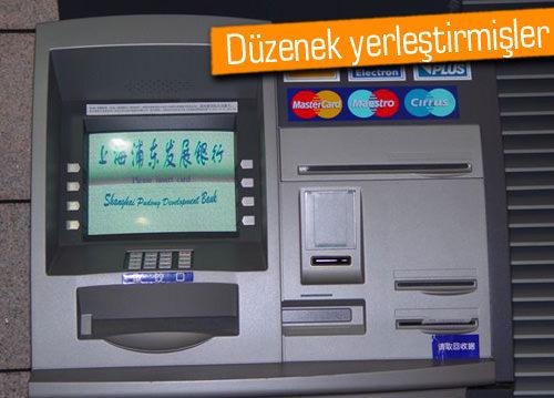 ATM tuzaklarına dikkat!