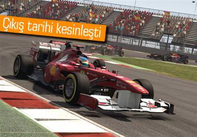 F1 2012 21 EYLÜL'DE GELECEK