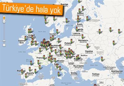 GOOGLE TRAFİK SERVİSİNİ 130 ŞEHRE DAHA GÖTÜRÜYOR