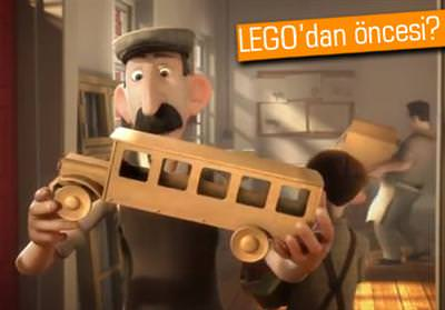 LEGO'NUN 80. YILI KISA FİLM İLE KUTLANDI