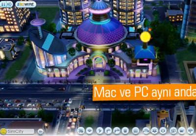 YENİ SİMCİTY, PC VE MAC'TE AYNI ANDA PİYASADA