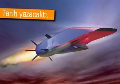 İNSANSIZ X-51A WAVERİDER HAYALİ, HAVADA İMHA EDİLDİ