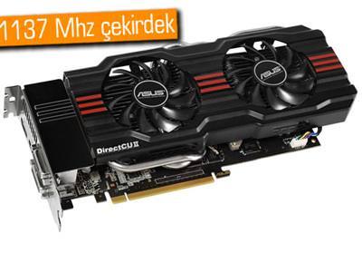 ASUS GEFORCE GTX 660 Tİ DİRECTCU II TOP PİYASADA