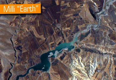 GOOGLE EARTH'E KARŞI YERLİ 'RASAT EARTH'